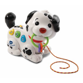 VTech Baby Pull Along Puppy Pal