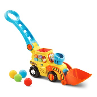 Pop-a-Ball Pop & Drop Digger