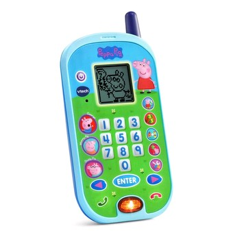 Peppa Pig Let's Chat Learning Phone