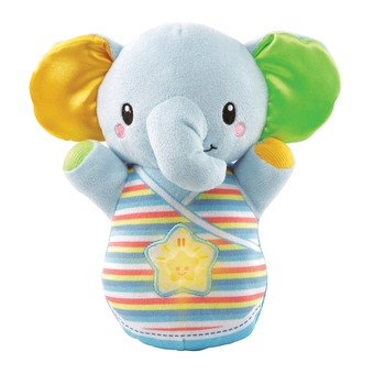 VTech Snooze & Soothe Elephant Blue