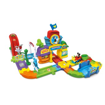VTech Toot-Toot Drivers Mickey Choo-Choo Express image