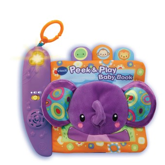 VTech Baby Peek & Play Baby Book
