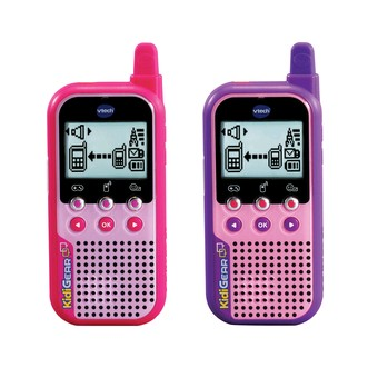 KidiGear Walkie Talkies Pink