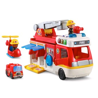 Toot-Toot Friends 2-in-1 Fire Station