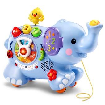 Pull & Play Elephant