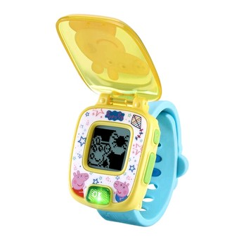 Peppa Pig Learning Watch Yellow