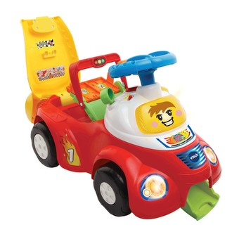 VTech Toot Toot Drivers Launch and Go Ride on