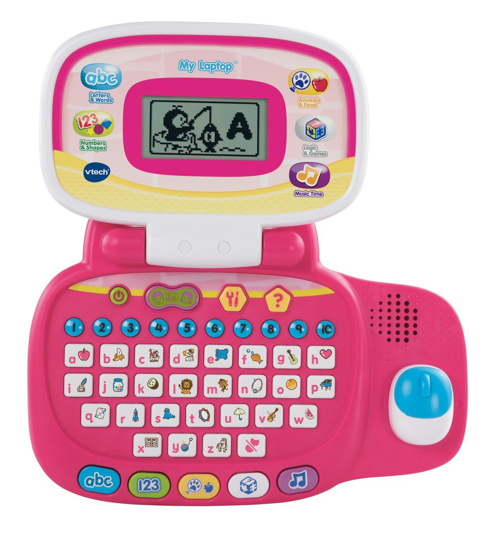 Vtech My Laptop Pink Vtech Toys Australia