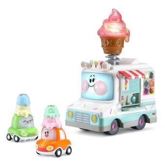 Toot-Toot Cory Carson Eileen Ice Cream Van