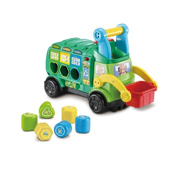 Ride & Go Recycling Truck