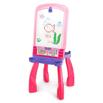 DigiArt Creative Easel Pink image