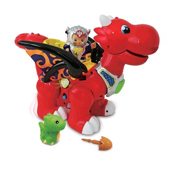 Toot-Toot Friends Daring Dragon