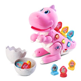 Learn & Dance Dino Pink