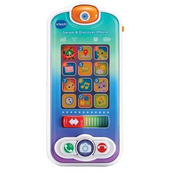 Swipe & Discover Phone
