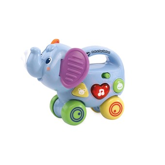 Push & Play Elephant