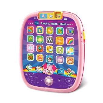 Vtech Touch & Teach Tablet Pink