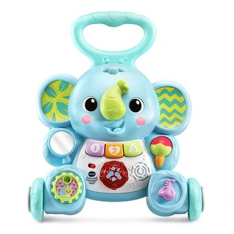 Toddle & Stroll Musical Elephant Walker