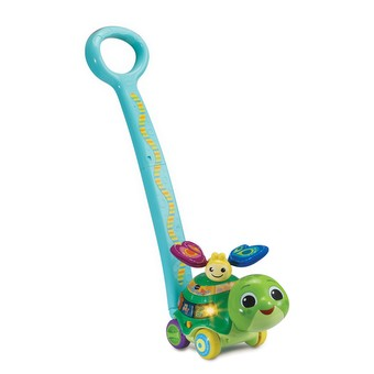 2-in-1 Push & Discover Turtle