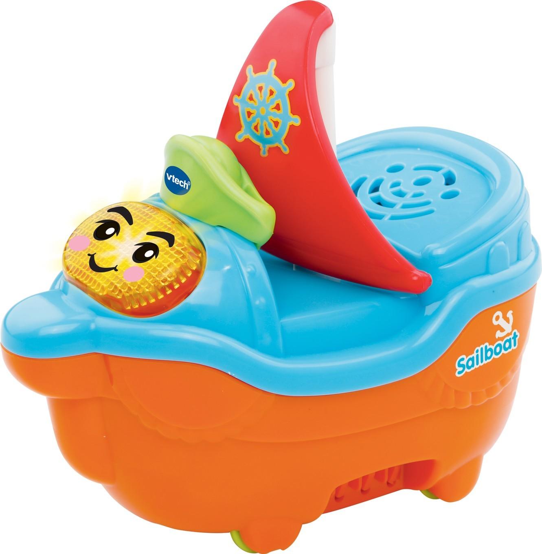 VTech Toot-Toot Splash Sailboat - VTech Toys Australia