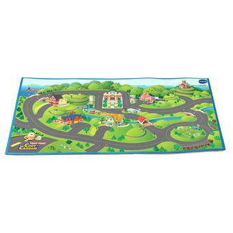 Toot-Toot Cory Carson Playmat image