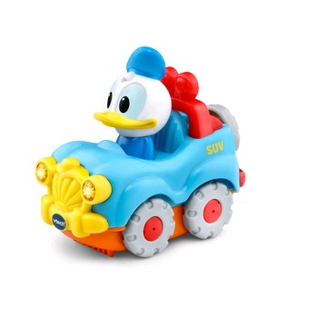 Toot-Toot Drivers Disney Donald Off Roader
