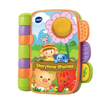 Baby's First Storytime Rhymes