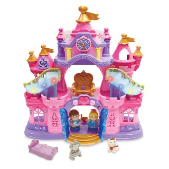 Toot-Toot Friends Magic Lights Castle