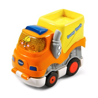 Toot-Toot Drivers Press 'n' Go Dumper Truck