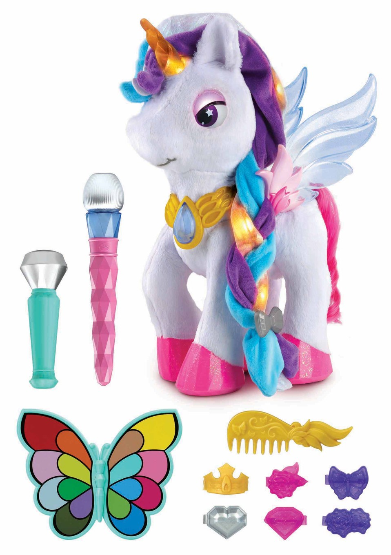 Vtech Toys Australia Myla The Magical Make Up Unicorn