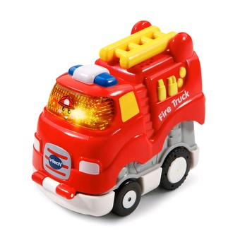 Toot-Toot Drivers Press 'n' Go Fire Engine