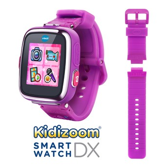 Kidizoom Smartwatch DX Purple