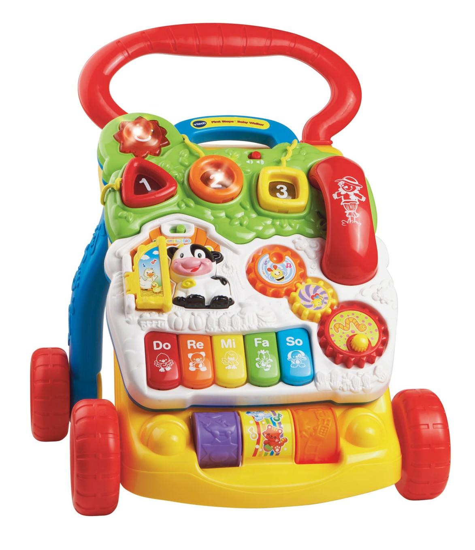 ea2377e5a VTech Baby First Steps Baby Walker - VTech Toys Australia