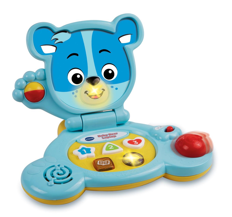 Vtech Baby Baby Bear Laptop Vtech Toys Australia