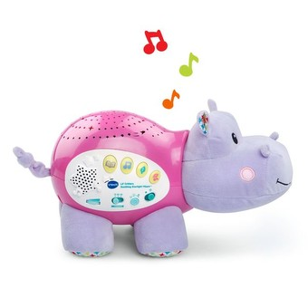 Starlight Sounds Hippo Pink