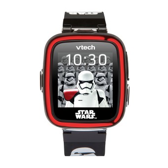 Star Wars Stormtrooper Camera Watch Black