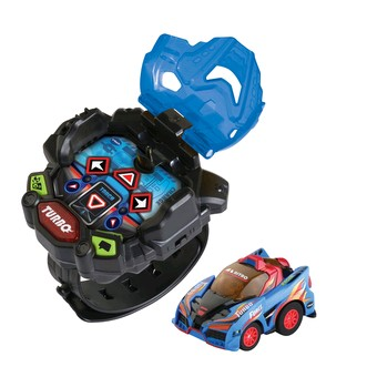 Turbo Force Racers- Blue