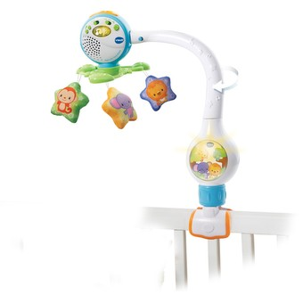 VTech Baby Pack & Go Travel Mobile