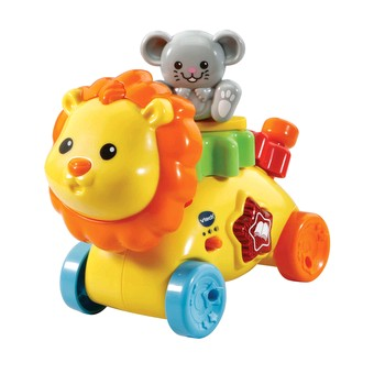 VTech Gear Up & Go Lion