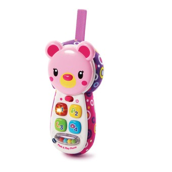 VTech Baby Peek & Play Phone Pink