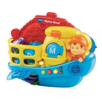 Alphabet Boat