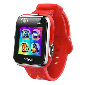 Kidizoom Smartwatch DX2 - Red with Unicorns