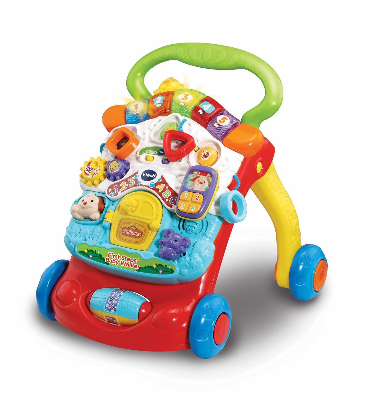Vtech Toys Australia First Steps Baby Walker