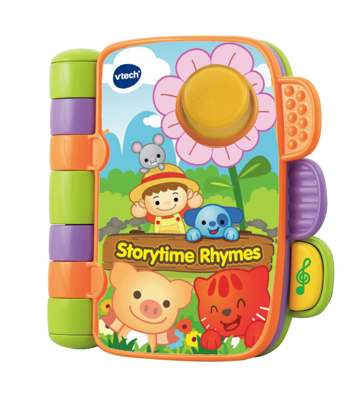 Vtech Toys Australia Babys First Storytime Rhymes