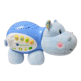 Starlight Sounds Hippo Blue