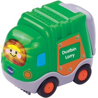 Toot-Toot Drivers Dustbin Lorry