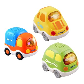 Toot-Toot Drivers 3 Pack Everyday Vehicles