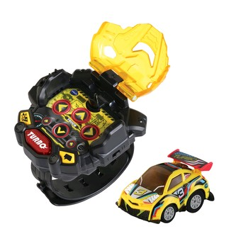 Turbo Force Racers- Yellow
