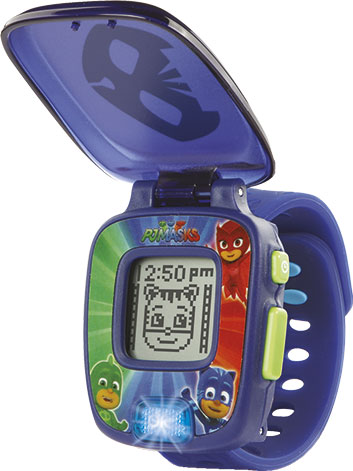 Super Catboy Learning Watch