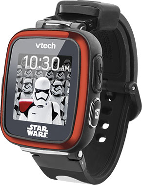 Star Wars<sup>™</sup> Stormtrooper<sup>™</sup> Camera Watch