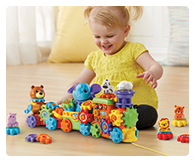 Boosts fine motor skills while promoting reasoning and problem solving.
